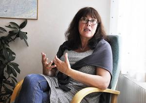 – Människan är fantastisk. Jag är förundrad över överlevnadskraften hos människor, säger Petra Svensson, leg. psykoterapeut vid Enheten för trauma- och ångestbehandling, Östersunds sjukhus som arbetat i över 30 år med människor som varit med om svåra trauman.