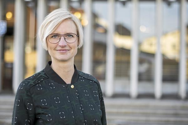 Åsa Eriksson (S) riksdagsledamot