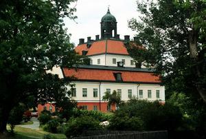 Ängsö slott. Foto: Göran Widerberg