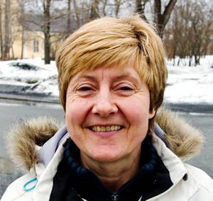 Ninni Nordlund, 50, Rödmyren:– Ja, det gjorde vi. Vi hade fest och då tände vi stearinljus. Det blev en rolig  effekt.