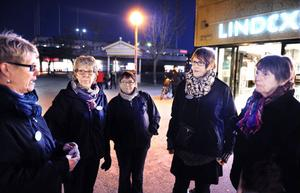 På Konsument Hälsingland arbetar Anette Swed, Ljusdal, Ingrid Larsson, Bollnäs, Monica Jonsson, Ovanåker, Gunilla Hallberg, Hudiksvall och Nordanstig samt Berith Landén, Söderhamn.
