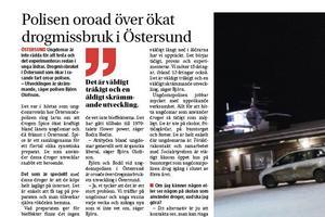 100 procent Östersund, 6 februari 2013.
