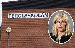 Skolan är glad att få testa ett tvålärarsystem. Förhoppningen är att öka kvalitén i skolan och bli en attraktivare arbetsplats för behöriga lärare. Förslaget kommer från rektor  Kerstin Bergström Bylund.