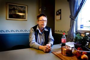 """VILL SPRIDA SIN BERÄTTELSE. """"Jag tycker folk ska få veta hur det är att vara med om något sånt här. Det är ett trauma som ingen kan föreställa sig"""", säger Siv Jansson Hellberg som var en av dem som var med vid rånet."""