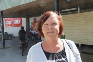 Katarina Ryd, 59 år, pensionär, Fagersta: – Klart att jag gör. Jag har varit på Power Meet flera gånger.
