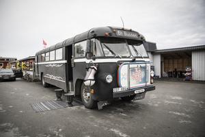 BH-bussen gjorde ett stopp i Dvärsätt.