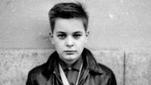 En ung Stefan Lanehed.Foto: Privat