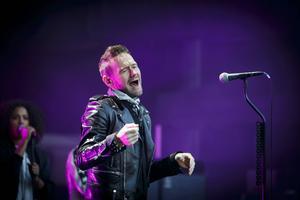 Kents sångare Joakim Berg.