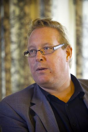 Peter Kärnström. Foto: Jörgen Svendsen