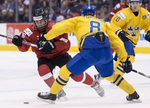Sverige har JVM:s bästa power play - och visade det med FYRA power play-mål mot Schweiz.