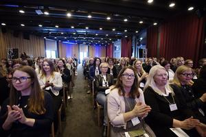 Den 29 mars 2017 hålls den kvinnliga nätverkarträffen för sjätte gången i rad. Foto: Åre Business Forum/Anna Rex.