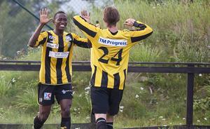 Albert Kargbos Friska Viljor ska försöka vända 0–3 mot Gällivare/Malmberget i kvalet till division 2.