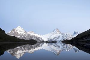Föredöme. Schweiz har enligt Clas Lundberg utvecklats mycket bättre än Sverige. Foto:  TT