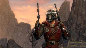 Onlinespelet Star Wars: The Old Republic ska utmana World Of Warcraft senare i år.