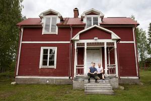 Michael Westlund och Daniel Österhof även kända som Byggbögarna
