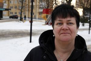 Ulrika Viberg, Ullånger:   – Nej, det är jag faktiskt aldrig.