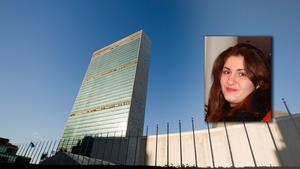 Representant. Romiana Bikasha, 23, är en av två som blivit utvald till att representera Sveriges unga i FN 2016.