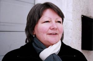 Claudia Häggström, ordförande i Klöver Dam.