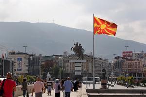 Skopje ökar i popularitet bland svenskarna.