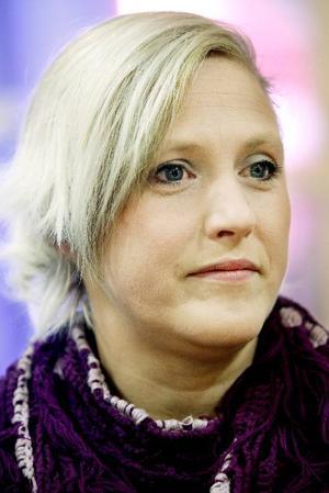 """""""Vi kan hjälpa till med verktygen för att genomföra ett bra utvecklingssamtal"""", säger Maria Kvärnsten."""