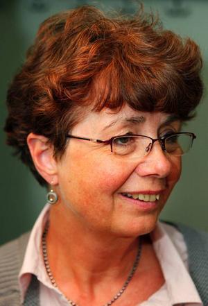 Christina Olofsson, rektor för Ås skola.