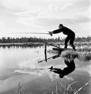 FOTO: HANS LIDMANStig Elvén var en viktig samarbetspartner.