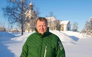 – Jag hoppas att vinnaren i valet inte blir förlorare genom en ohelig allians, säger Peter Nilsson från partipolitiskt obundna Kyrkans väl, som blev största parti i kyrkovalet.