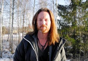 Fredrik Swahn är aktuell med nya albumet