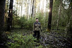 Lasse Bengtsson har länge intresserat sig för skogsbrändernas effekt på den biologiska mångfalden.