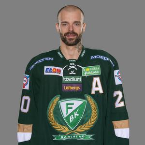 7. Jakub Klepis, Färjestad      En humörspelare som är duktig med pucken. När han är på rätt sida gränsen kan han bjuda på riktiga läckerheter.