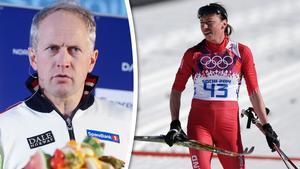 Espen Bjervig, marknadschef för norska skidförbundet, har skickat sms till Justyna Kowalczyks team efter att hon varit kritisk mot hans landslag.
