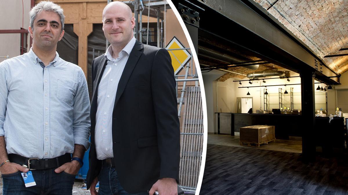 Premiär på måndag – då öppnar nya restaurang Grönborgs
