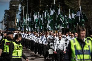Nordiska motståndsrörelsen som organisation är i dag anmäld till ekobrottsmyndigheten.