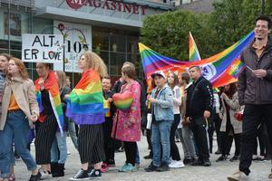 Övik Pride arrangeras för tredje året i rad lördagen den 24 augusti.