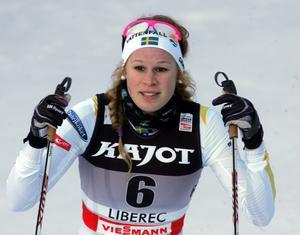 Jennie Öberg.