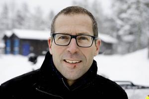 Henrik Lindén, friluftschef Sundsvalls kommun. Foto: Mårten Englin
