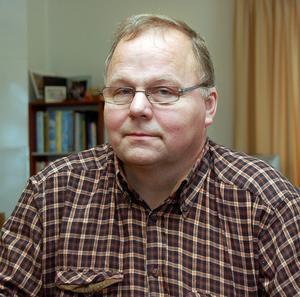 Vi hoppas att marknaden ska komma i gång snart, men det kan man aldrig veta, säger Olle Larsson, vd på sågen i Fiskarheden.