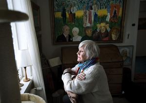 Birgitta Stenberg (1932-2014).