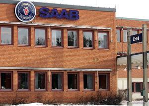 Saab i Lugnvik (arkivbild).