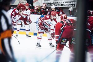 Jonathan Dahlén slog igenom i Hockeyallsvenskan förra säsongen.