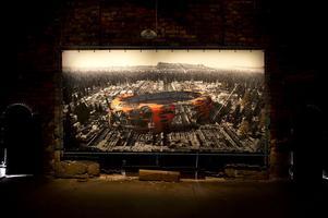 Med ny teknik manipulerar den italienske konstnären Giacomo Costa gamla landskap. En epok klingar av för en ny.