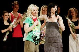 Hanna Rosén låg bakom mycket av årets vårshow och hon uppmärksammades för detta av Camilla Lucchesi-Jingåker.