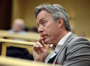Stefan Söderlund, kommundirektör.