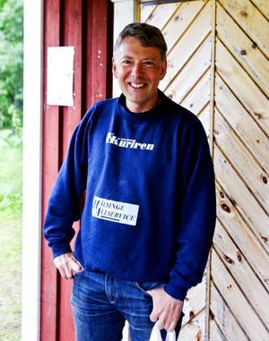 Kent Lundquist, Söderhamn kommuns näringslivsstrateg.