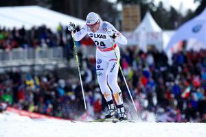 Calle Halfvarsson är laddad inför tävlingarna i Bruksvallarna, som är de första under en säsong där OS i Sotji i februari är det stora målet.