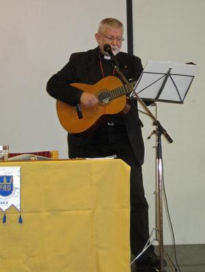 Pastor Agne Furingsten. Bild: Leif Söderberg.