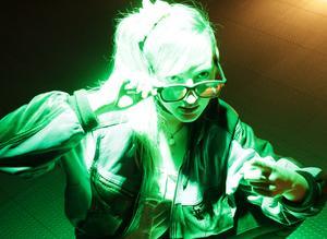 Ellinor Ljungkvist koreograf och dansare i föreställningen Disco som har premiär 14-16 oktober.