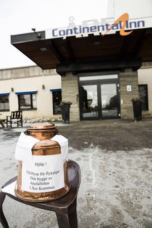 Continental Inn i Åre är en av de flyktingförläggningar som ska avvecklas mellan februari och april 2017.
