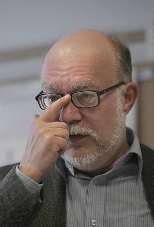 Klas Åmark är professor i historia vid Stockholms universitet. Arkivbild.