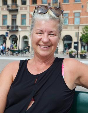 Marianne Pettersson, 57, handläggare, Sundsvall   – Spontant säger jag absolut nej, om det innebär att det tar resurser för andra områden som till exempel vård, skola och omsorg. Man kan gå eller ta buss upp, så det känns lite onödigt.